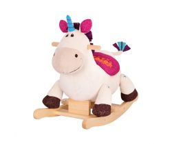 Houpací jednorožec B-Toys Rodeo Rocker Dilly Dally