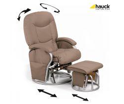 Houpací křeslo Hauck Metal Glider Recline