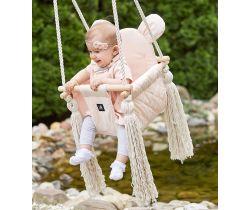 Houpačka BabyStep Velvet Swing