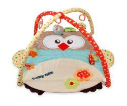 Hrací deka BabyMix Multi Owl