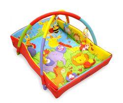 Hrací deka BabyMix Zoo