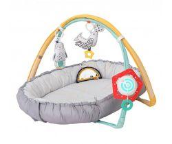 Hrací deka & hnízdo s hudbou pro novorozence Taf Toys