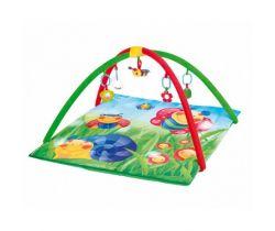 Hrací deka s hrazdičkou Canpol Happy Garden