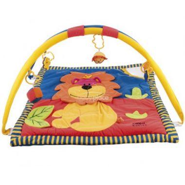 Canpol Lev hrací deka s hrazdičkou