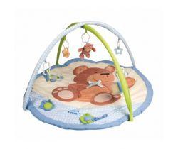 Canpol Medvídek hrací deka hrající s hrazdičkou