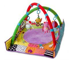 Hrací deka s hrazdou pro novorozence Taf Toys