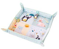 Hrací deka Severní pól 4 roční období Taf Toys