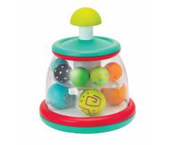 Hrací pult s rotujícími míčky B-Kids