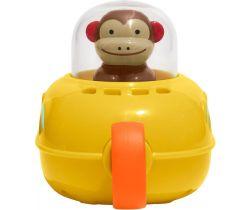 Hračka do vody 12m+ Skip Hop Zoo Ponorka - Opička