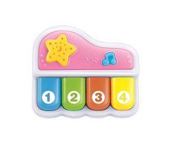 Hračka se zvukem BabyMix Piano