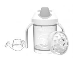 Hrnek učící 230 ml 4m+ Twistshake Pearl