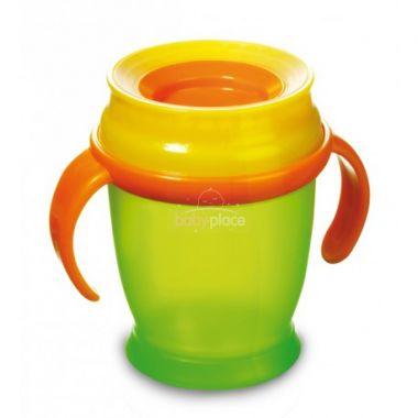 Lovi hrníček 360 MINI 210ml s úchyty bez BPA