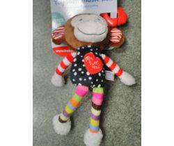 Hudební hračka BabyMix Monkey My Sweet Heart