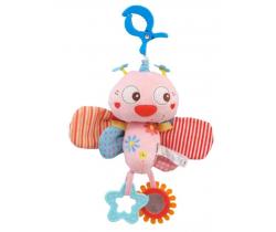 Hudební hračka BabyMix Motýlek