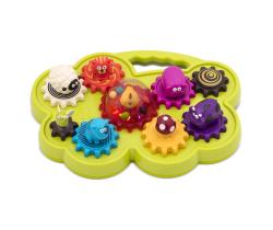 Hudební pult B-Toys se zvířátky