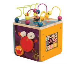 Interaktivní krychle B-Toys Underwater Zoo