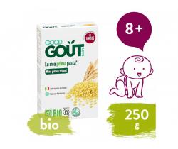 Italské těstovinové risoni (250 g) Good Gout BIO