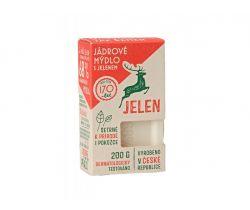 Jádrové mýdlo 200 g Jelen