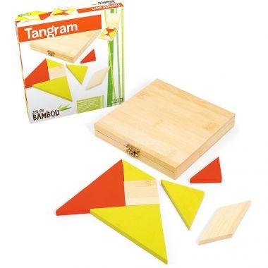 Bambusový tangram Jeujura