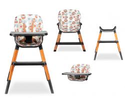 Jídelní židle Lionelo Mona 4v1