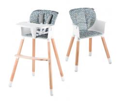 Jídelní židle Lionelo Koen 2v1