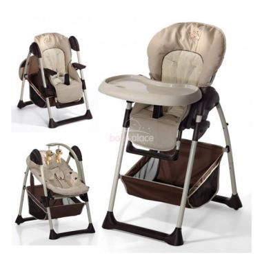 Jídelní židlička 2v1 Hauck Sit´n Relax