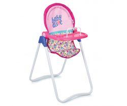 Jídelní židlička pro panenku Hauck Toys Snacky