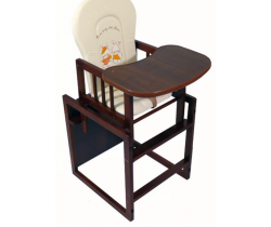 Jídelní židlička Tomi Konrád IV