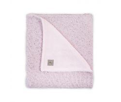 Pletená deka 100x150 Jollein Confetti knit Teddy
