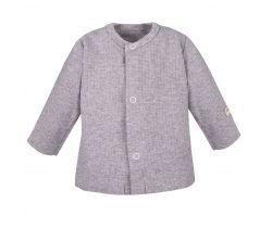 Kabátek dlouhý rukáv Eevi Simply Comfy Melange