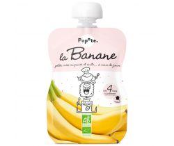 Kapsička 120 g Popote Bio Banán