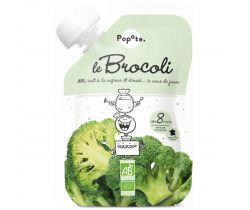 Kapsička 120 g Popote Bio Brokolice