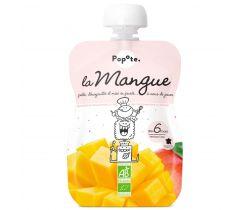 Kapsička 120 g Popote Bio Mango