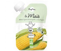 Kapsička 120 g Popote Bio Sladká kukuřice