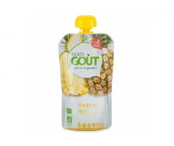 Kapsička ananas 120 g Good Gout Bio