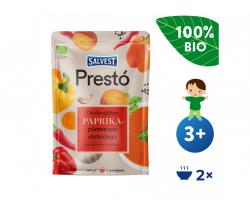 Kapsička Polévka z čerstvých paprik, bylinek a koření (600 g) Salvest Prestó BIO