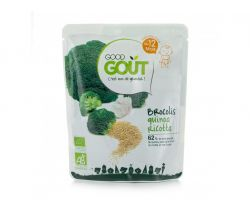 Kapsička quinoa s brokolicí 220 g Good Gout Bio