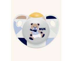 Kaučukové šidítko Nuk Trendline Adore Medvídek