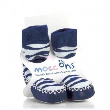 Kikko Mocc Ons Zebra capačky