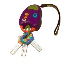Klíčky k autu B-Toys FunKeys
