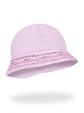 Klobouček Yo Indiana Pink