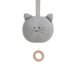 Hudební hračka Lässig Knitted Musical Little Chums