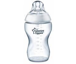 Kojenecká láhev Tommee Tippee C2N, hustá strava 340ml, 6m+