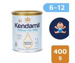 Pokračovací mléko 400 g DHA+ Kendamil 2