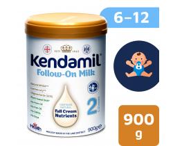 Pokračovací mléko 900 g DHA+ Kendamil 2