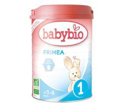Kojenecké mléko 900g Babybio Primea 1