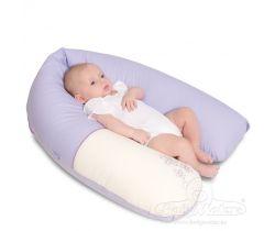 Kojící polštář 190 cm Baby Matex RELAX Jersey