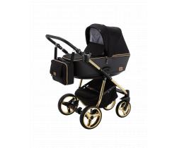 Kombinovaný kočárek Adamex Reggio Special Edition Gold
