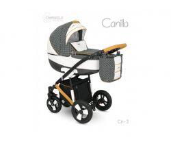 Kombinovaný kočárek Camarelo Canillo
