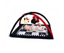 Kontrastní deka s hrazdičkou BabySteps